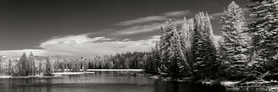 Yellowstone River Photographic Print by George Johnson