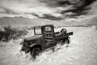 Bannack Truck Photographic Print by George Johnson