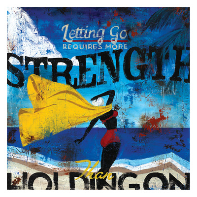 Real Strength Giclee Print by Rodney White