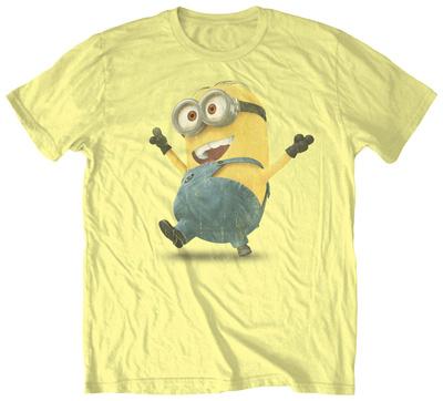 Çılgın hırsız 2 strolling minion t shirt