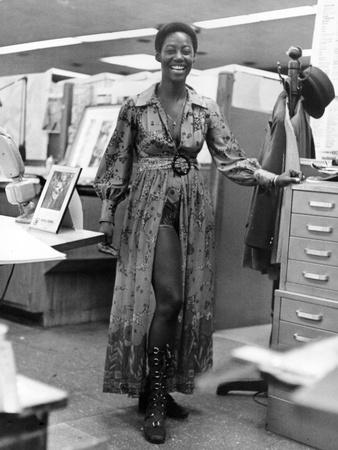 Kim Weston, 1971 Photographic Print by Norman L. Hunter