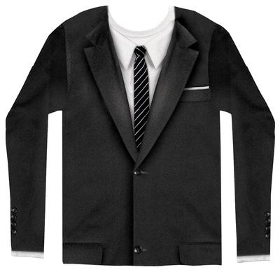 Long Sleeve: 1960's Suit Long Sleeves