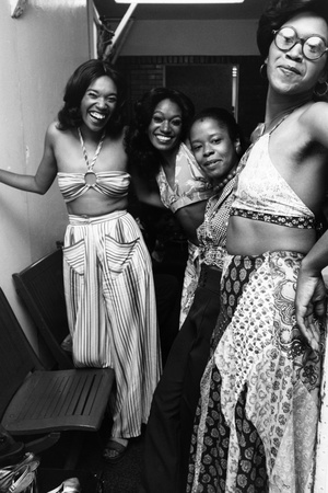 Pointer Sisters, 1975 Photographic Print by Norman L. Hunter