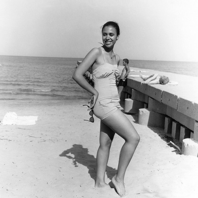 Denise Nicholas, 1960 Photographic Print by Norman L. Hunter