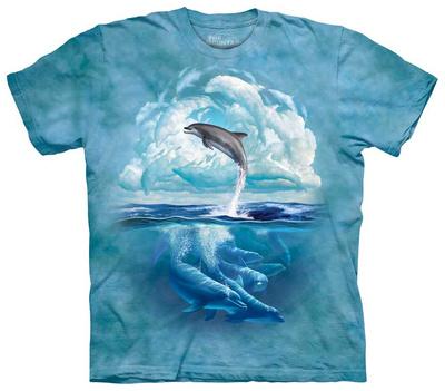 Dolphin Sky Skjorta