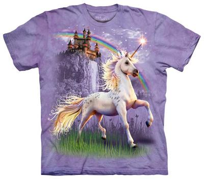 Unicorn Castle T-shirts