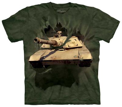Abrams Tank Breakthrough Shirts