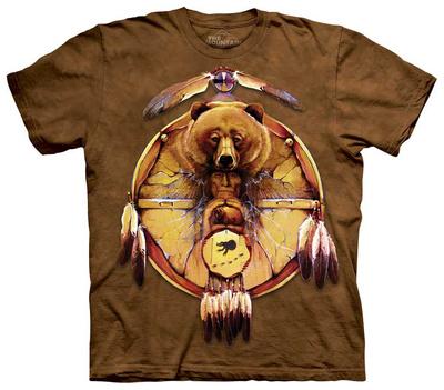 Bear Shield T-shirts