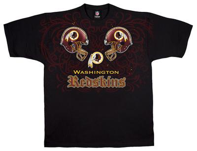 NFL: Redskins Face Off T-shirts