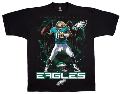 NFL: Eagles Quarterback T-Shirt