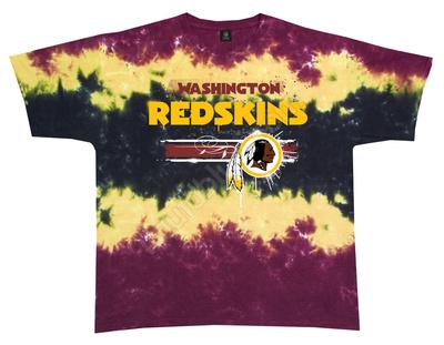 NFL: Redskins Horizontal Stencil T-Shirt
