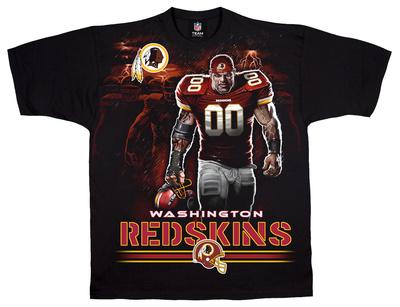 NFL: Redskins Tunnel T-shirts