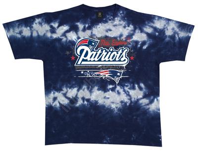 NFL: Patriots Horizontal Stencil Shirts