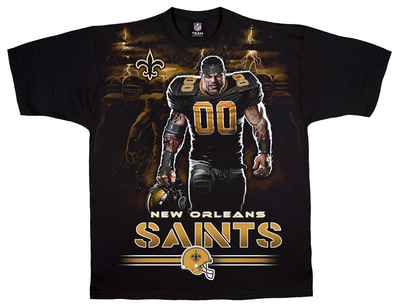NFL: Saints Tunnel T-shirts