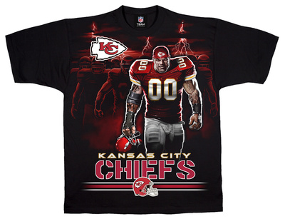 NFL: Chiefs Tunnel Shirts