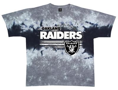 NFL: Raiders Horizontal Stencil Shirt
