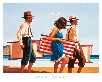 Sweet Bird of Youth Posters by Jack Vettriano