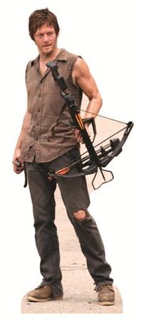 The Walking Dead - Daryl Dixon Lifesize Standup Postacie z kartonu