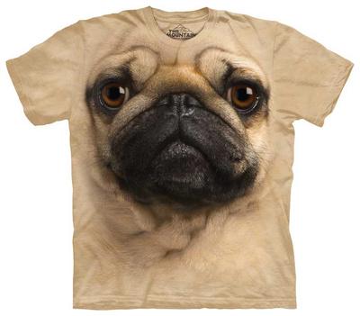 Youth: Pug Tシャツ
