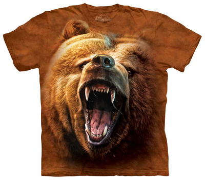 Youth: Grizzly Grown T-shirts