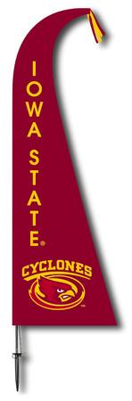 NCAA Iowa State Cyclones Feather Flag Flag