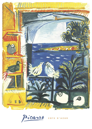 The Pigeons, 1957 Posters by Pablo Picasso