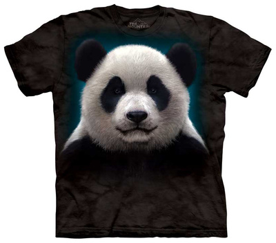 Youth: Panda Head Shirts