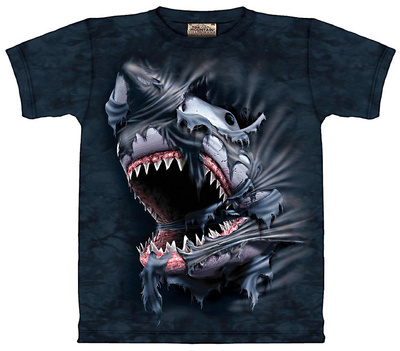 Youth: Breakthrough Shark Tシャツ