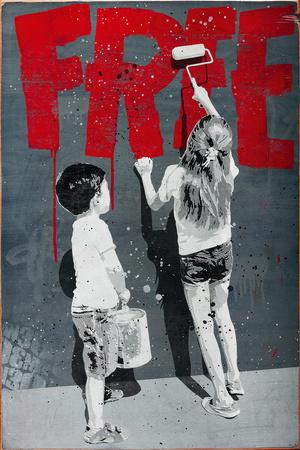 Free Giclee Print by Daniel Bombardier
