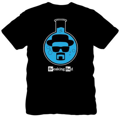 Breaking Bad - Blue Heisenberg Tシャツ