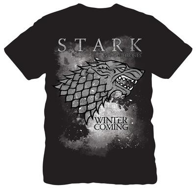 Game of Thrones - Der Winter kommt Tshirts