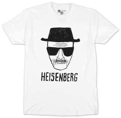 Breaking Bad - Heisenberg T-shirts