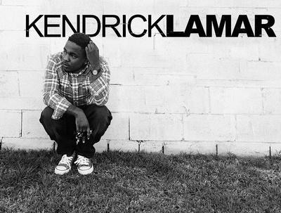 Kendrick Lamar Music Poster Plakat