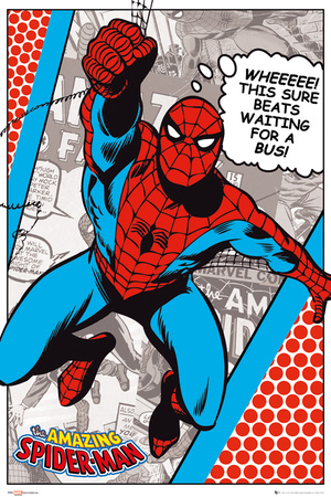 Marvel - Spiderman Prints