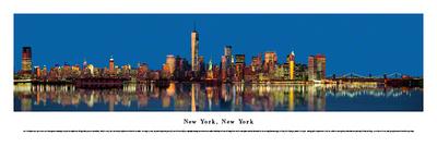New York, New York Prints by James Blakeway