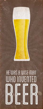 Wise Beer Prints