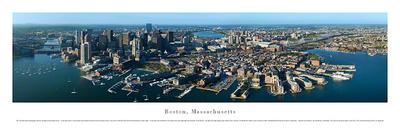 Boston, Massachusetts Prints by Christopher Gjevre