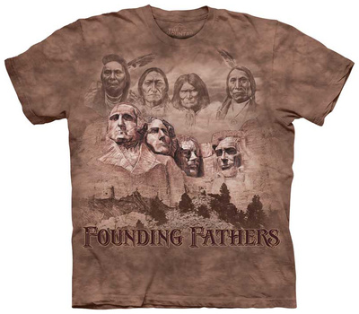The Founders T-shirts