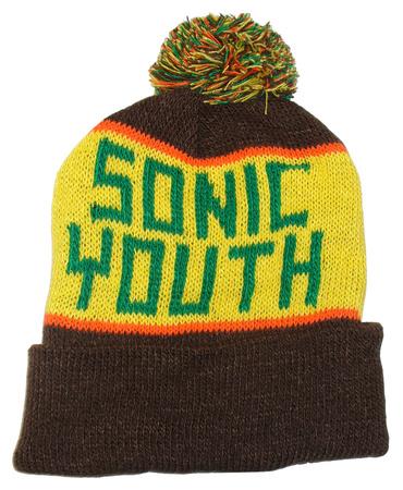 Knit Hat: Sonic Youth Čepice