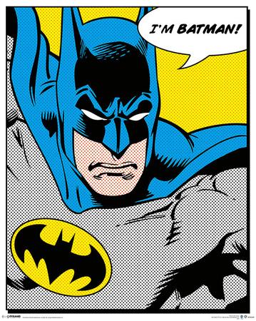 Batman Quote Posters