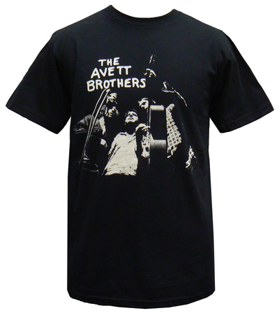 The Avett Brothers - Group Photo T-Shirt