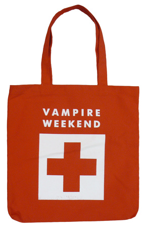 Vampire Weekend - Ski Patrol Tote Tote Bag