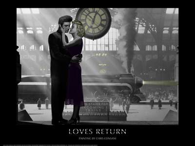 Loves Return Posters by Chris Consani