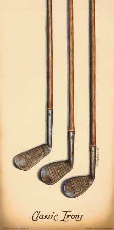Classic Irons Prints by Geof Markovich