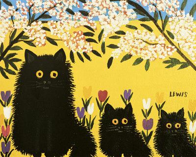 Beware Of The Black Cat