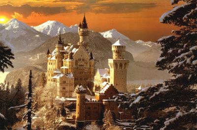 Schloss Neuschwanstein Prints