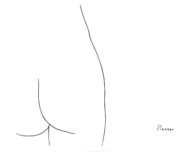 Femme Posters by Pablo Picasso