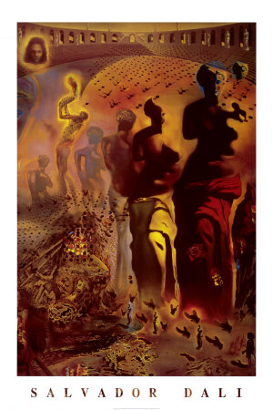 the hallucinogenic toreador wallpaper. The Hallucinogenic Toreador, c.1970 Poster by Salvador Dalí at AllPosters.