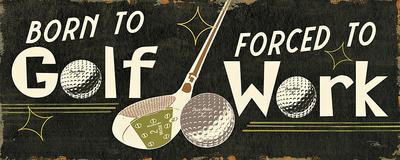 Funny Golf III Posters af  Pela