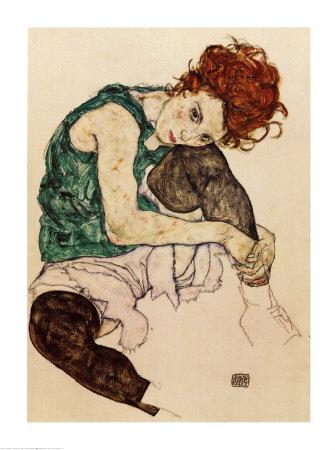 Personality ... MBTI Enneagram Egon Schiele ... loading picture